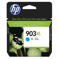 HP 903XL Cyan Original Ink Cartridge