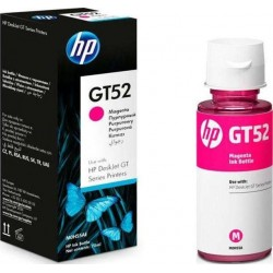 HP GT52 Magenta Original Ink Bottle