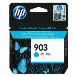 HP 903 Cyan Inkjet Cartridge